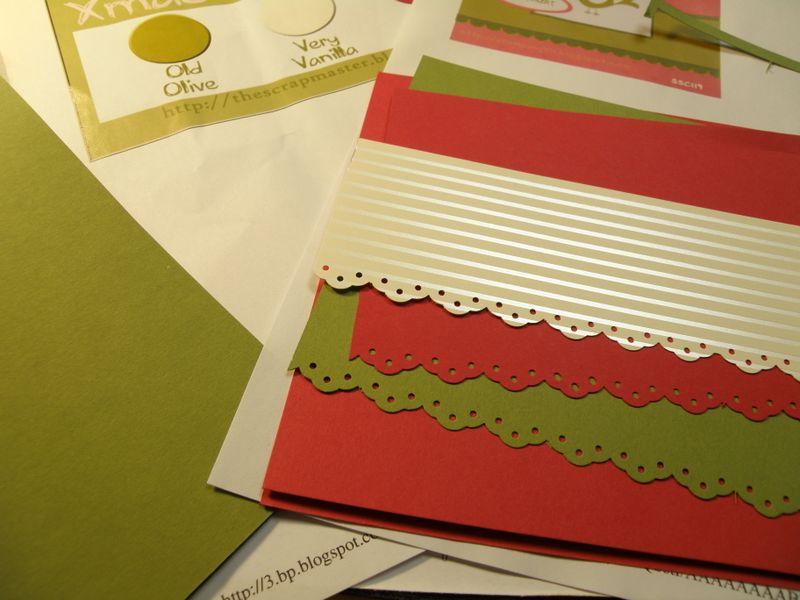 Bridemaid paper