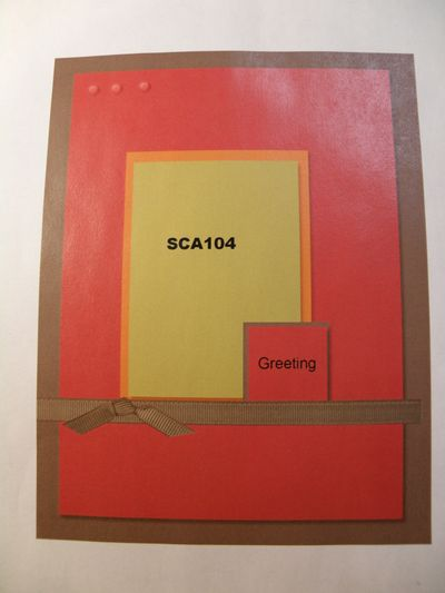 SCA 104
