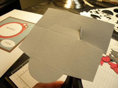 Enveloppe cutting out