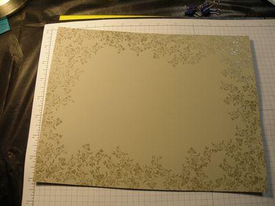 Scrapbook sketch #8 001