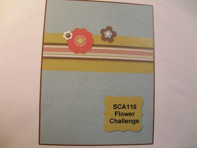 A Flower Challenge