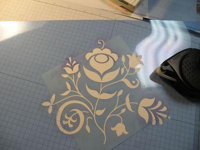 A different stencil