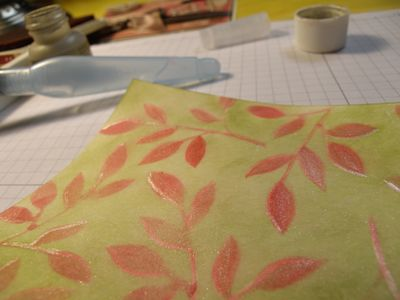 Made the leaves darker