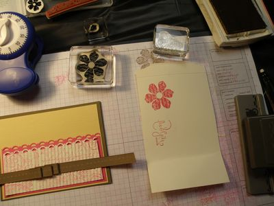 Restarting - stamp