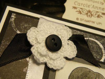 Up close flower