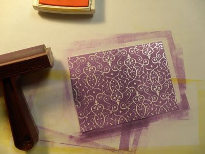 Brayer another colour