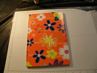 Began with a notebook