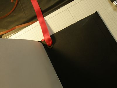 Making my ribbon work