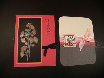 A Swap Krista's Cards