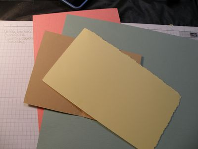 A colour challenge