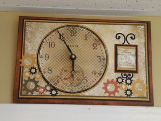 View my finished clock 004