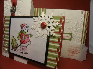 Watercolouring the greeting card kids 028