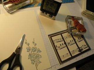 Bring on two step stampin