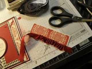 F seam binding