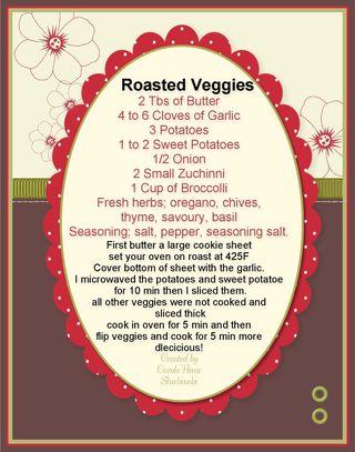 Roasted Veggies-001
