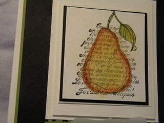 My pear