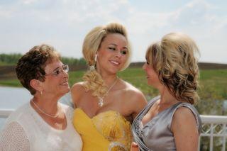 Beautiful of three generations