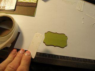 C glue dots