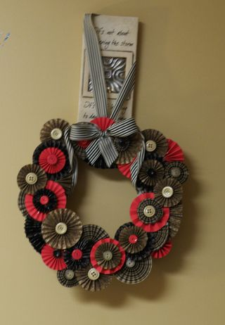 Ahw yes a wreath