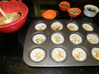 Saturday baking and cooking 029