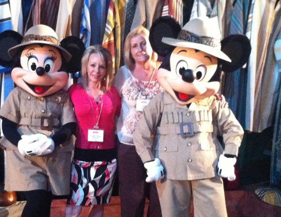 Last day in Disneys