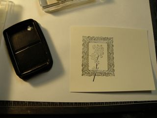 Stampin sketch card 003