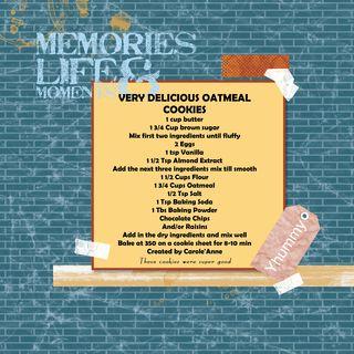 Oatmeal cookies-002