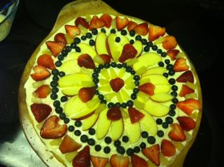 Fruit Pizza Voila